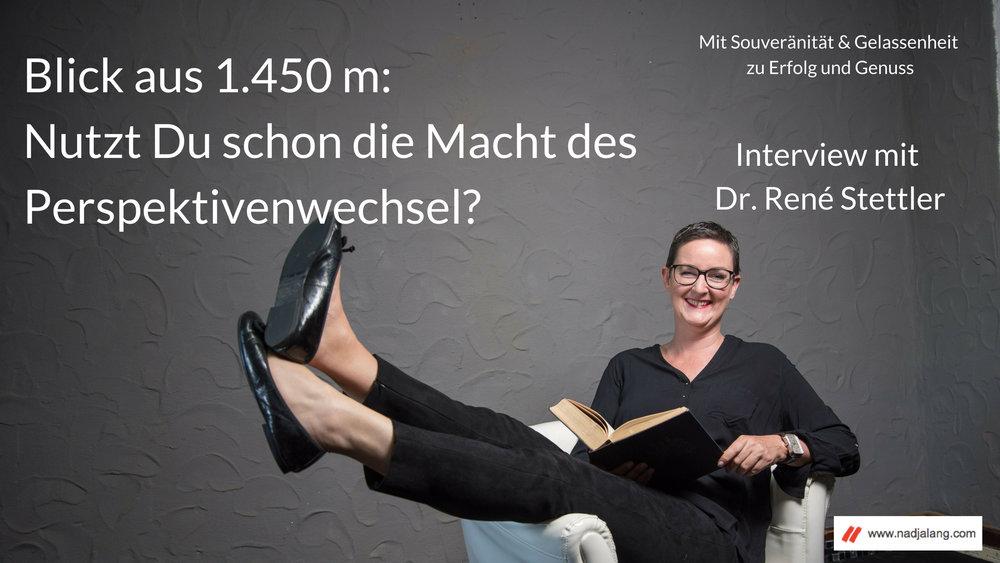 #003 Interview mit René Stettler