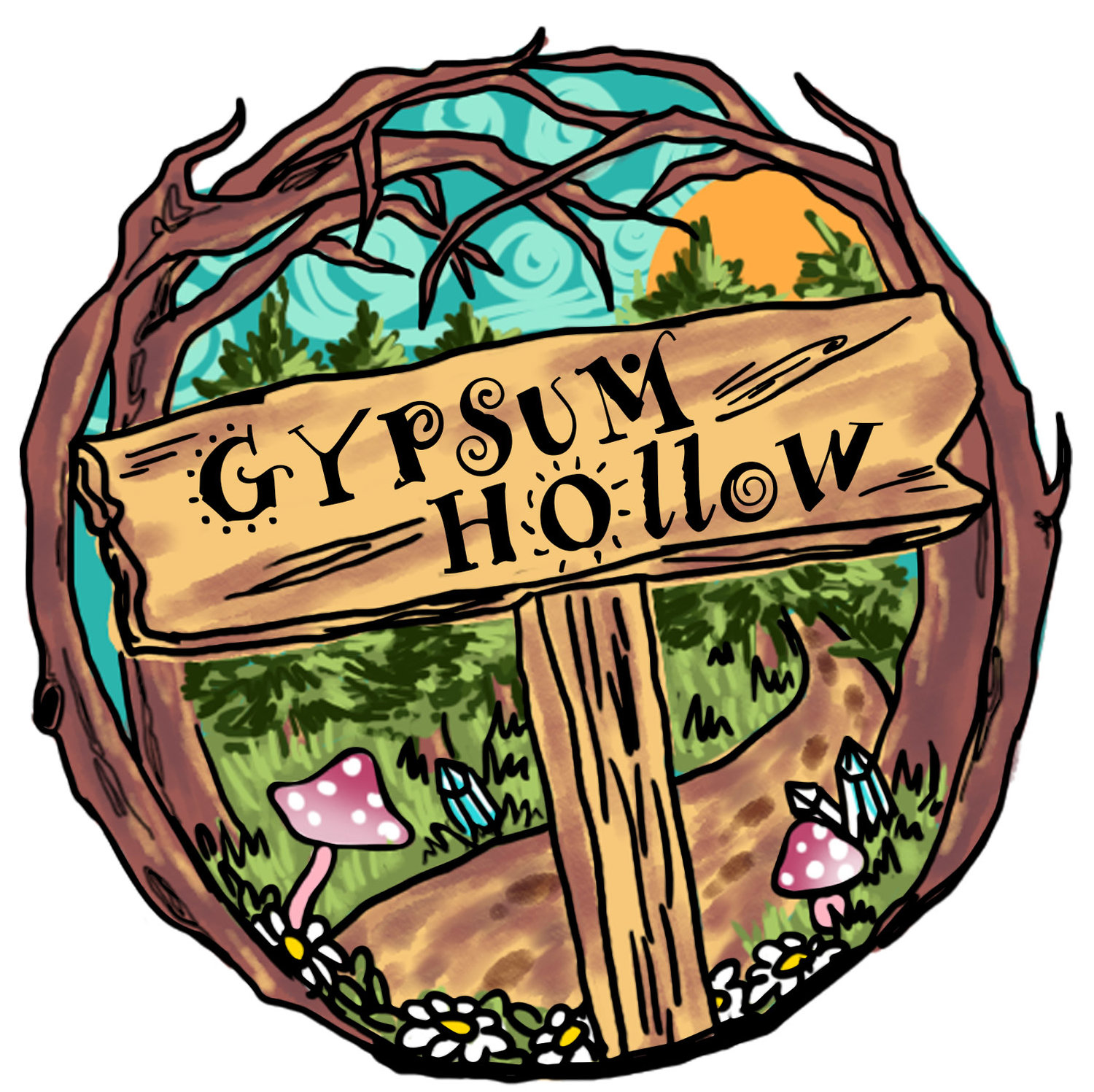 Gypsum Hollow