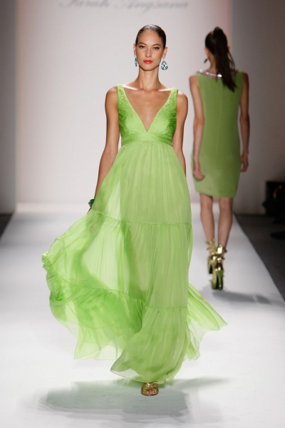 Flash Green- Designer: Farah Angsana