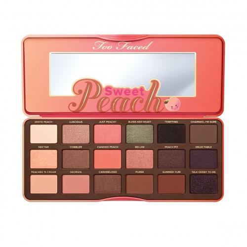 Sweet Peach Palette $49