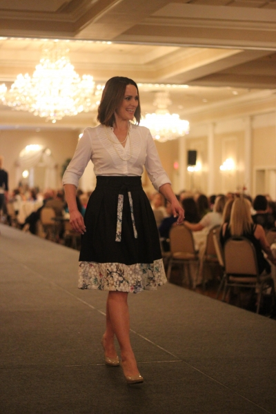 Wild For Fashion Show: BhavyJ Designs- Denim skirt