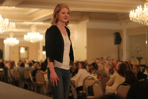 Wild For Fashion Show: BhavyJ Designs- Embellished Blazer