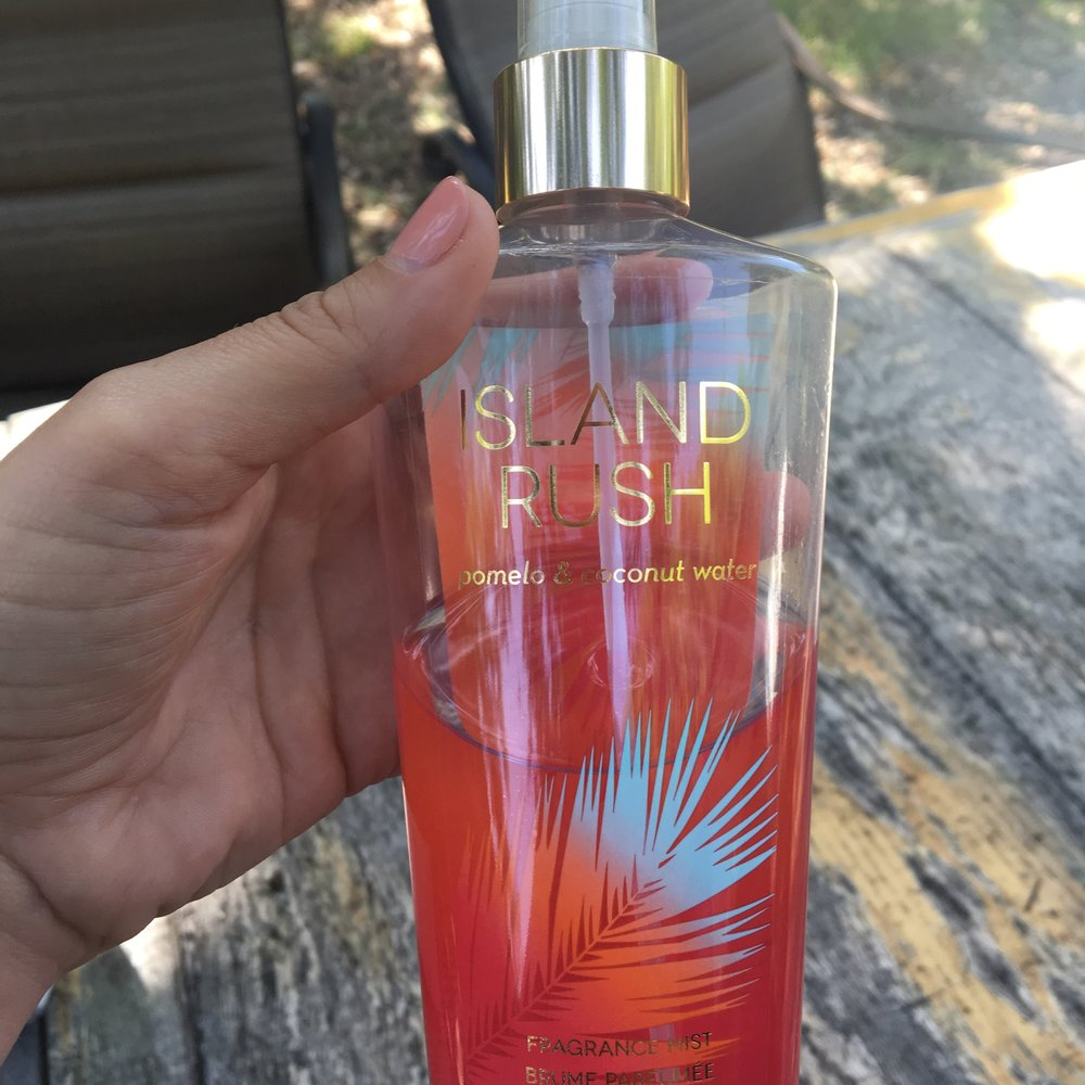 This scent will take you to the beach!
