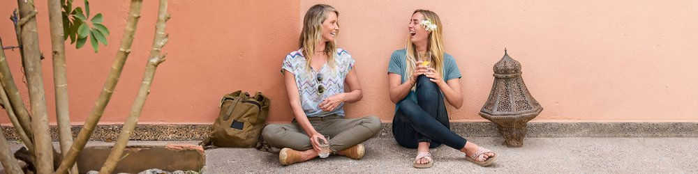 Prana clothing  is meant for women like us who want to stay comfortable but fashionable.