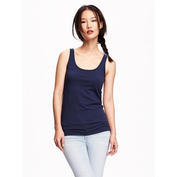 Old Navy  - tank colors in white, navy, grey and black - $7.