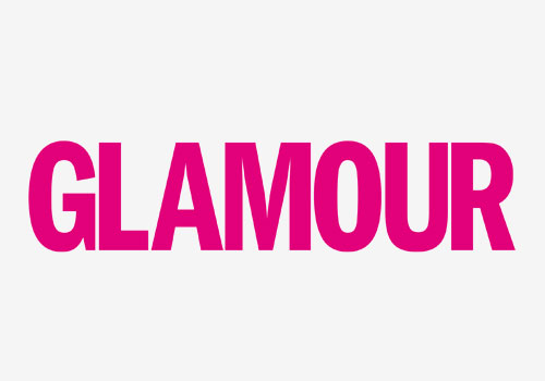 Marina Luri in Glamour Magazine