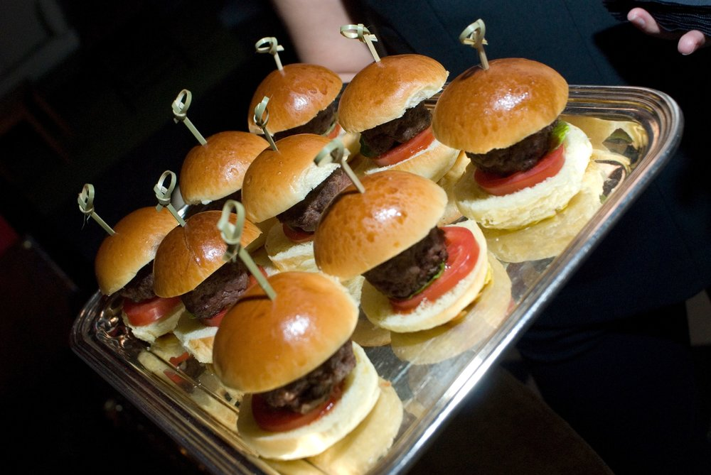 Sliders sliding to the tables