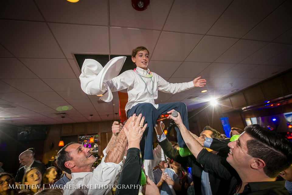 Complete the Bar Mitzvah with this tradition