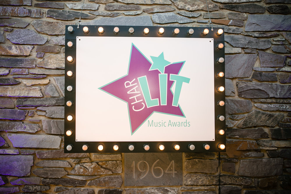 Original custom signage for client bat mitzvah