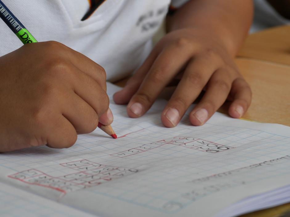 Als uw kind wiskunde huiswerk uitstelt heeft hij hier misschien wel moeite mee