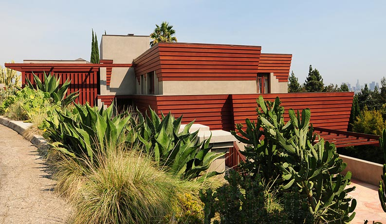Lloyd Wright Taggart House