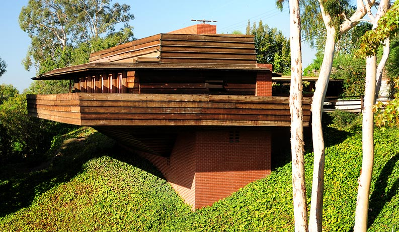 Frank Lloyd Wright Sturges House