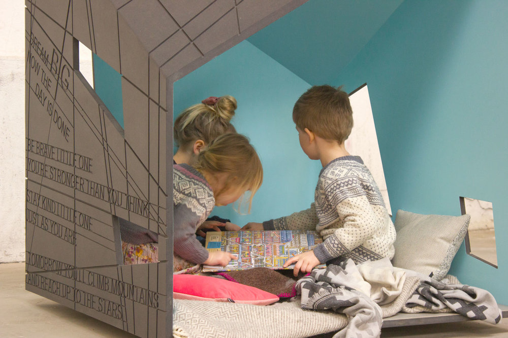 Interior space for children