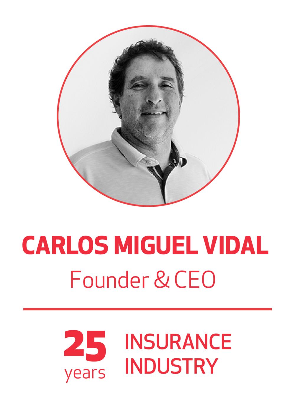 Carlos Miguel Vidal