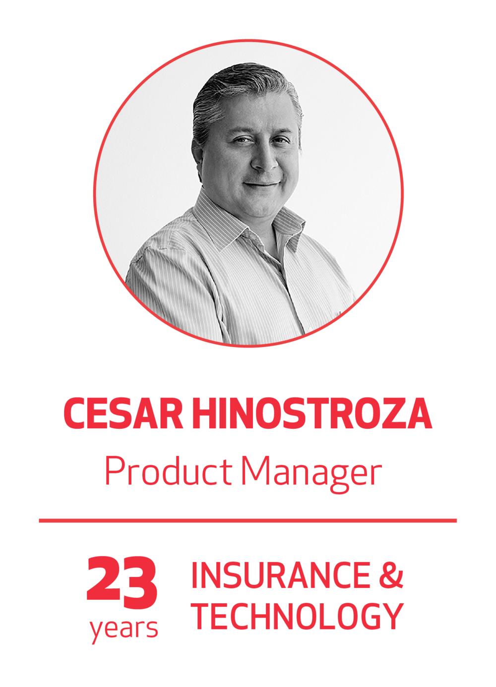 Cesar Hinostroza