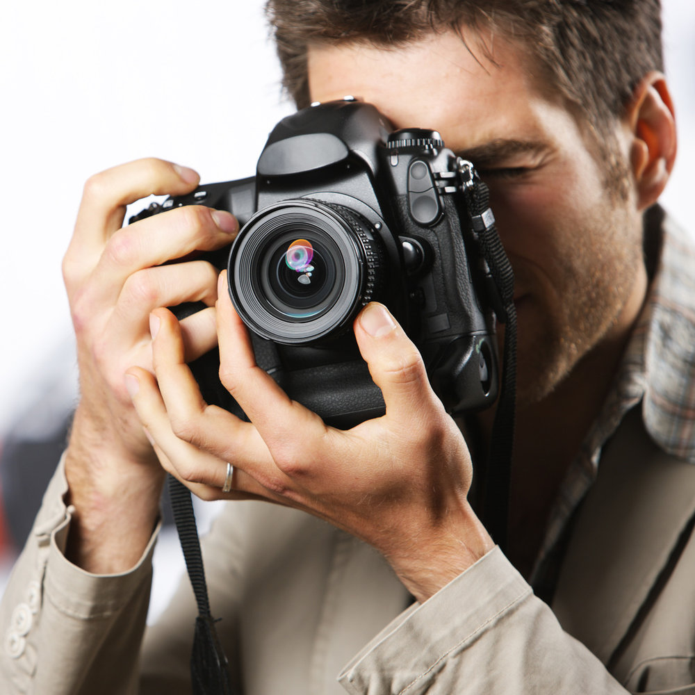 DSLR PHOTOGRAPHY COURSES - STUDIO 135