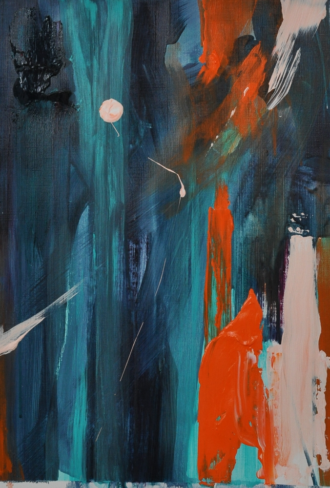 Clare May Martin, studio 415