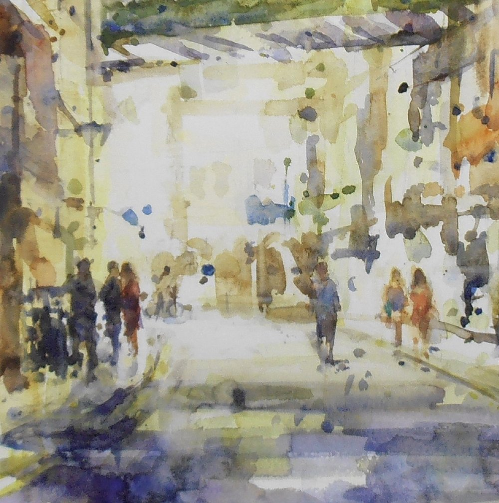 ANDREW HORROD - STUDIO 304
