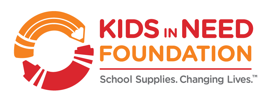 The LP PENCIL Box is a National Network Member of the Kids in Need Foundation.