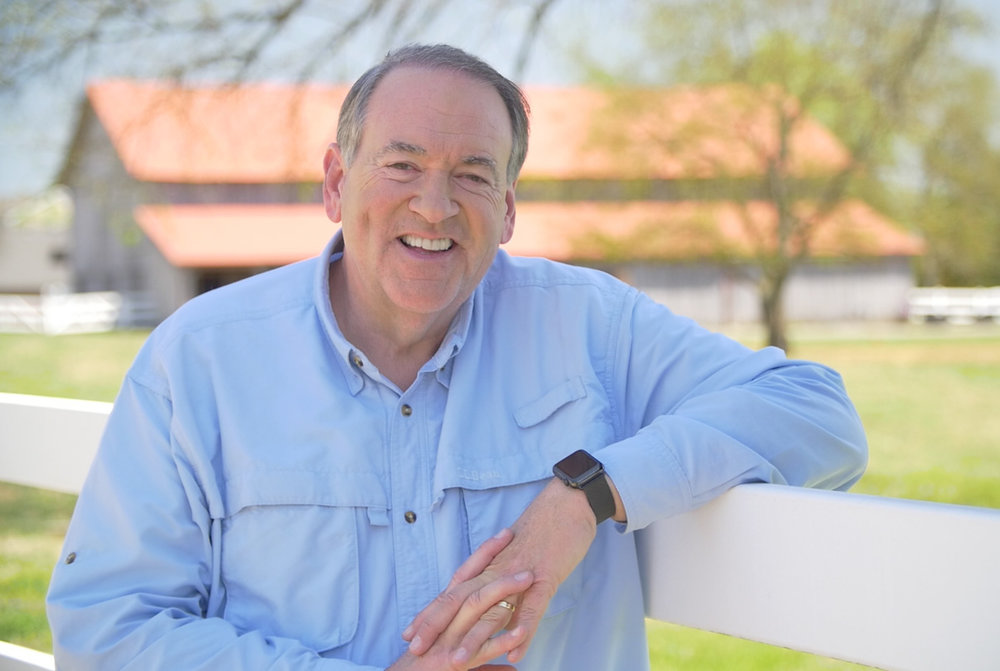 """Keynote speaker Mike Huckabee served as the 44th Governor of Arkansas from 1996–2007. The former U.S. Presidential candidate is a New York Times bestselling author and today hosts the """"Huckabee"""" show on TBN."""