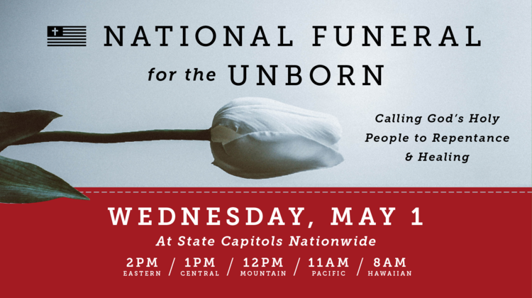 National Funeral for the Unborn