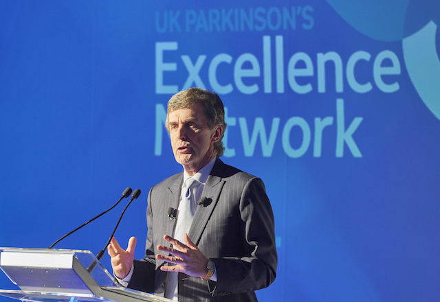 Parkinson's UK first Excellence Network awards