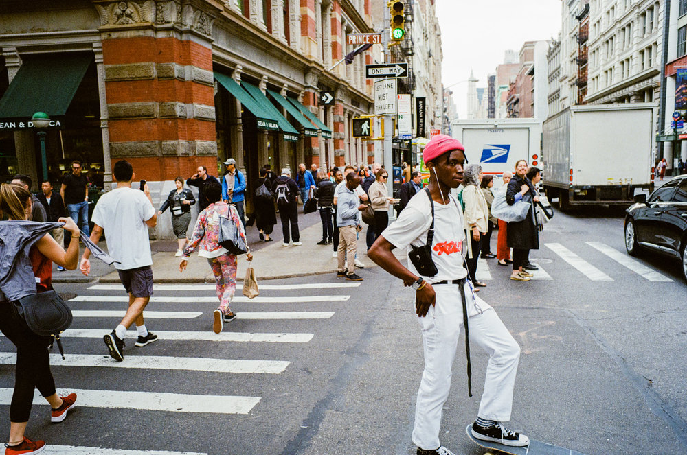 NYC Street Photography By Jorge Garcia  Instagram