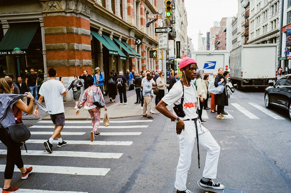 NYC Street Photography By Jorge Garcia  Instagram