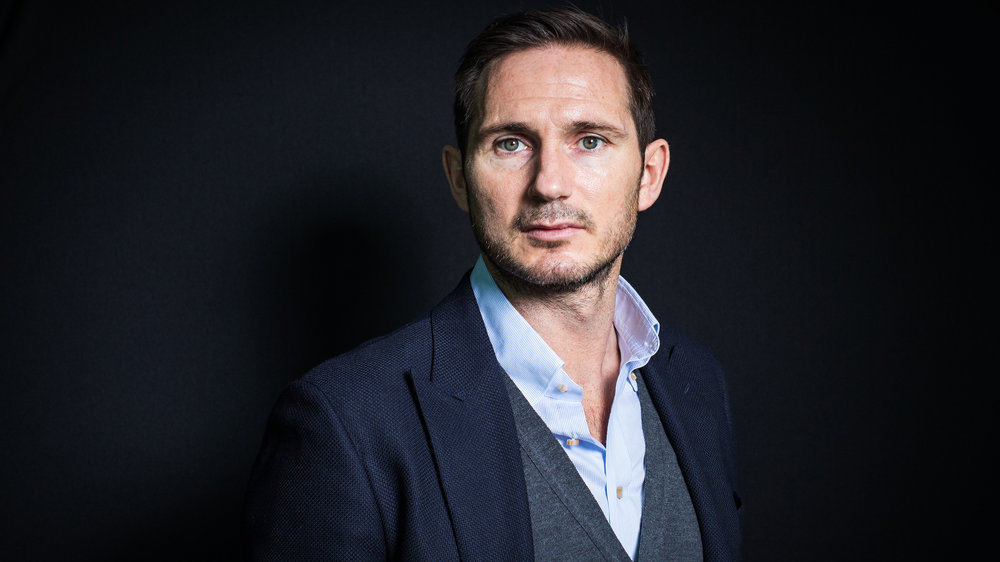 We sat down with former England footballer Frank Lampard as part of our Leading Questions series