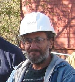 Frank Ranalli***  Site Supervisor