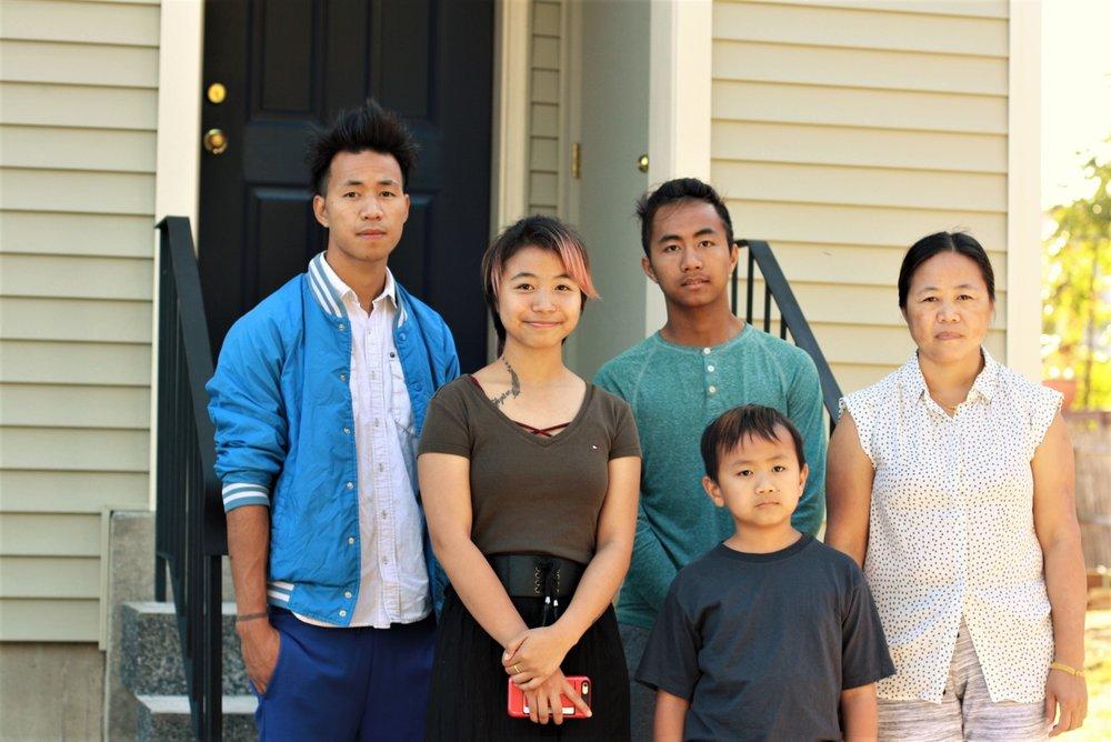 habitat homeowner family sheridan hollow