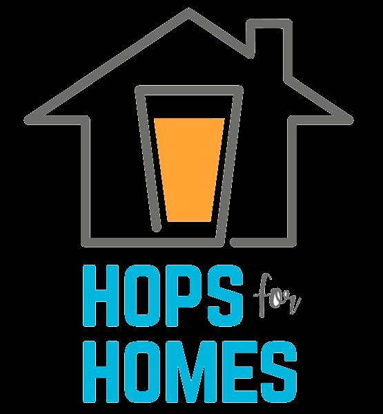hops for homes logo