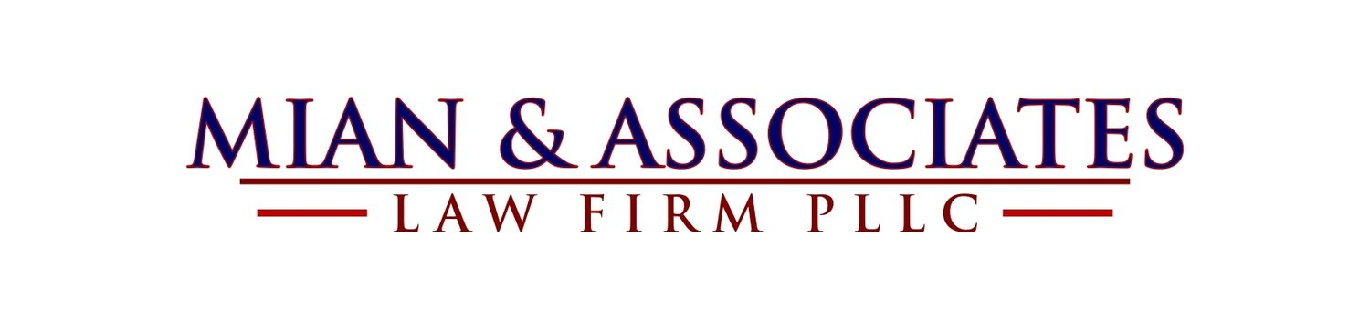 MIAN & ASSOCIATES LAW FIRM PLLC