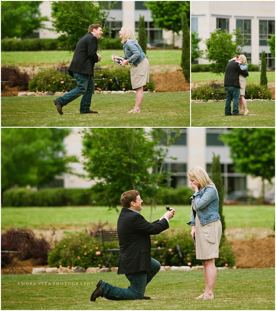 Surprise Proposal_Charlotte Wedding Photographer_0007