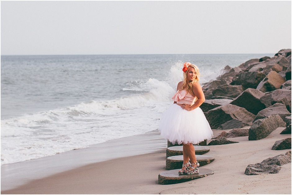 Fort Fisher Bridal Session - Amore Vita Photography_0001
