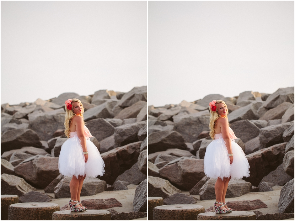 Fort Fisher Bridal Session - Amore Vita Photography_0002