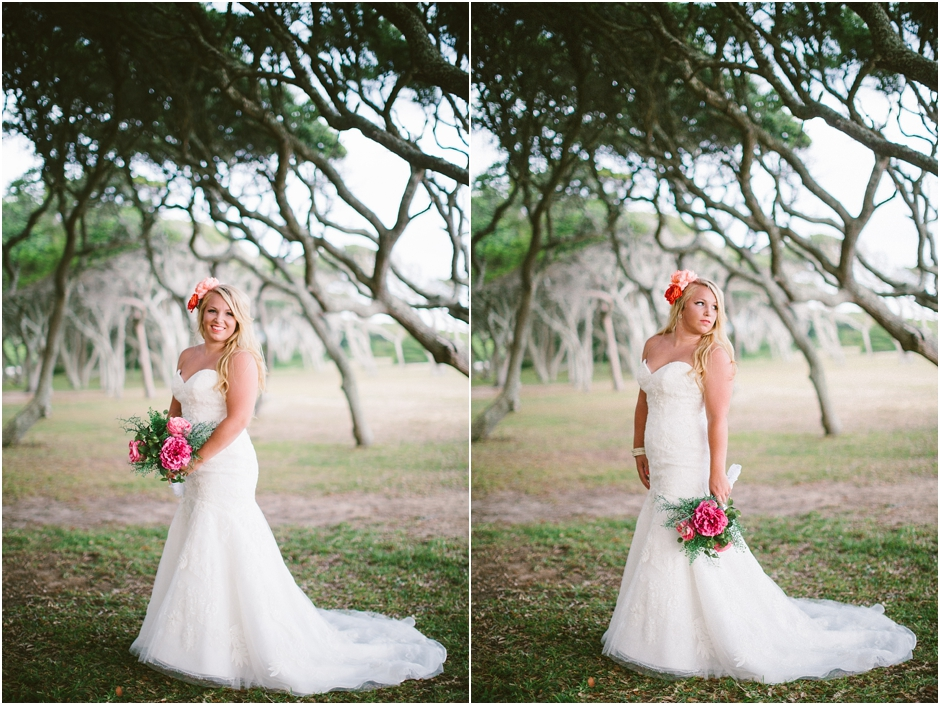 Fort Fisher Bridal Session - Amore Vita Photography_0005