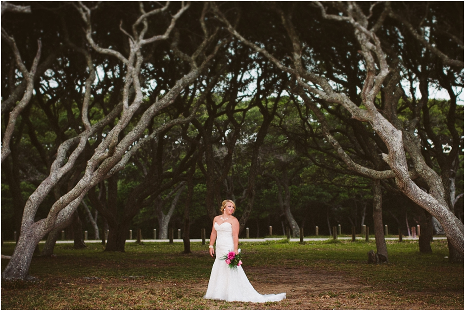 Fort Fisher Bridal Session - Amore Vita Photography_0007