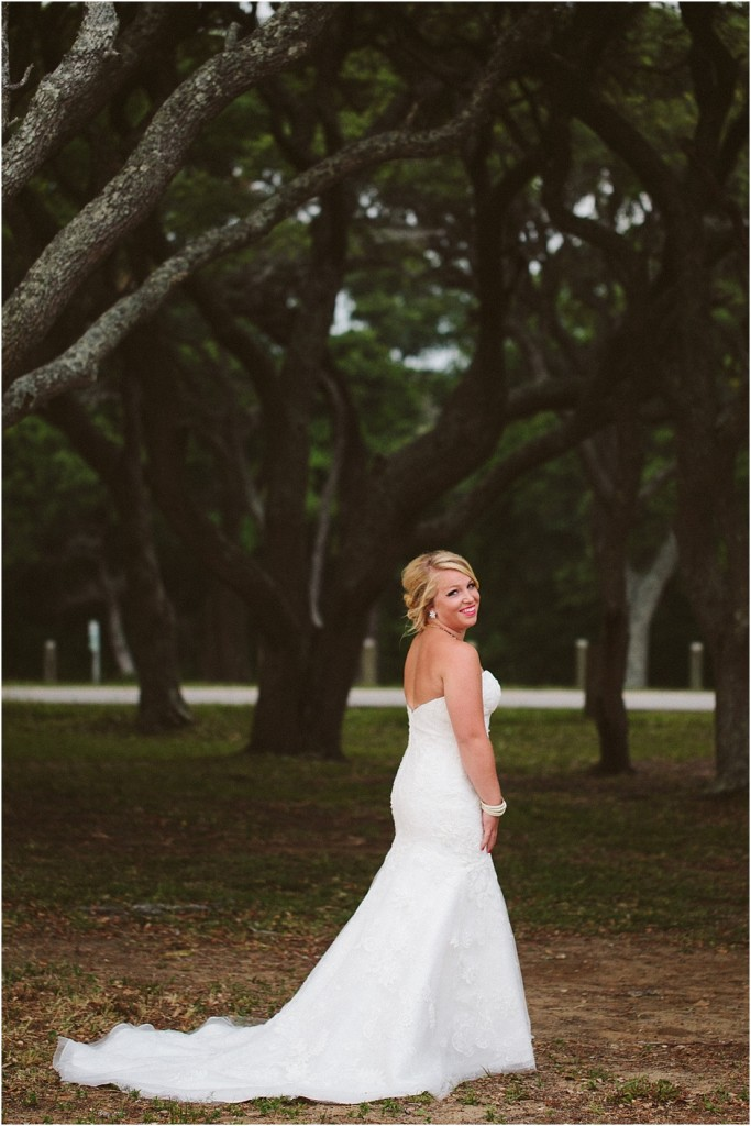 Fort Fisher Bridal Session - Amore Vita Photography_0008