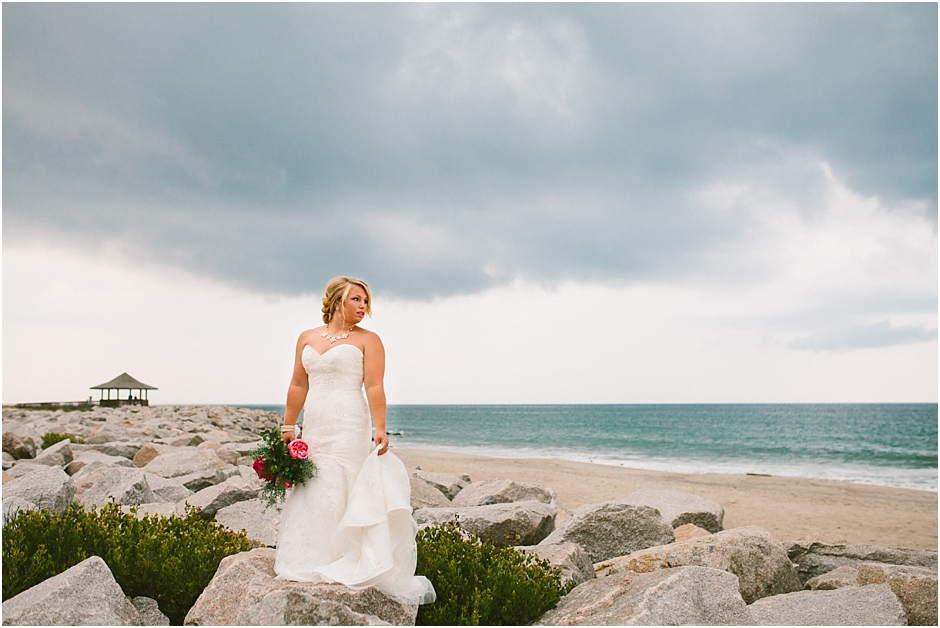 Fort Fisher Bridal Session - Amore Vita Photography_0009