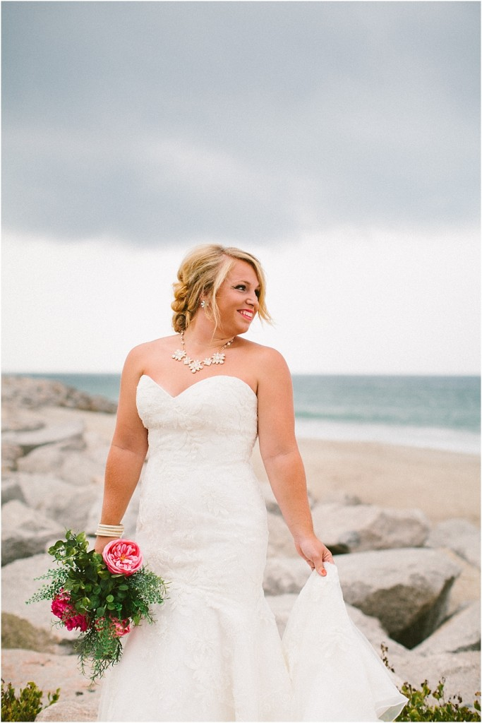 Fort Fisher Bridal Session - Amore Vita Photography_0010