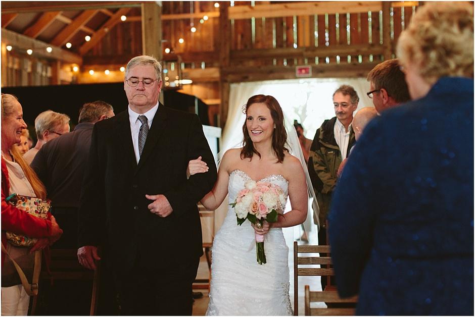 The Barn at Kennedy Farm Wedding | Amore Vita Photography_0027