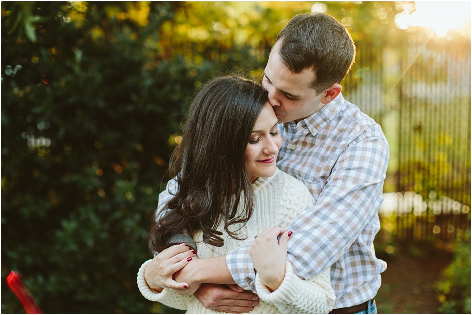 Plaza Midwood Engagement Session | Amore Vita Photography_0005