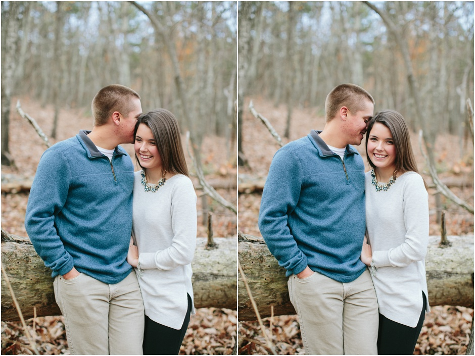 Crowders Mountain Engagement Session | Amore Vita Photography_0002
