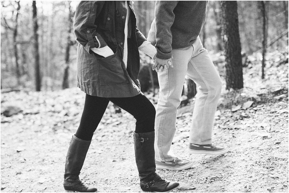 Crowders Mountain Engagement Session | Amore Vita Photography_0004