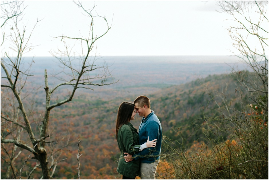 Crowders Mountain Engagement Session | Amore Vita Photography_0005