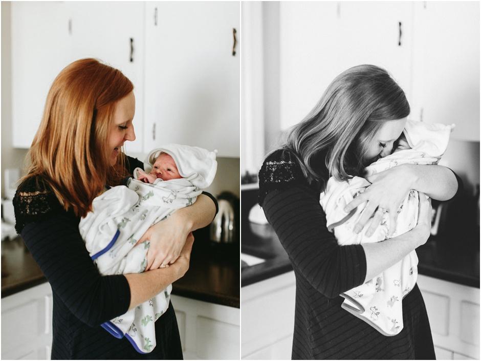 Lifestyle Newborn Session | Amore Vita Photography_0012