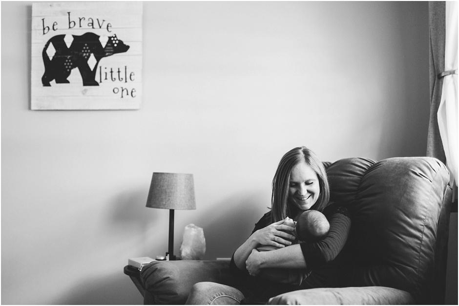 Lifestyle Newborn Session | Amore Vita Photography_0025