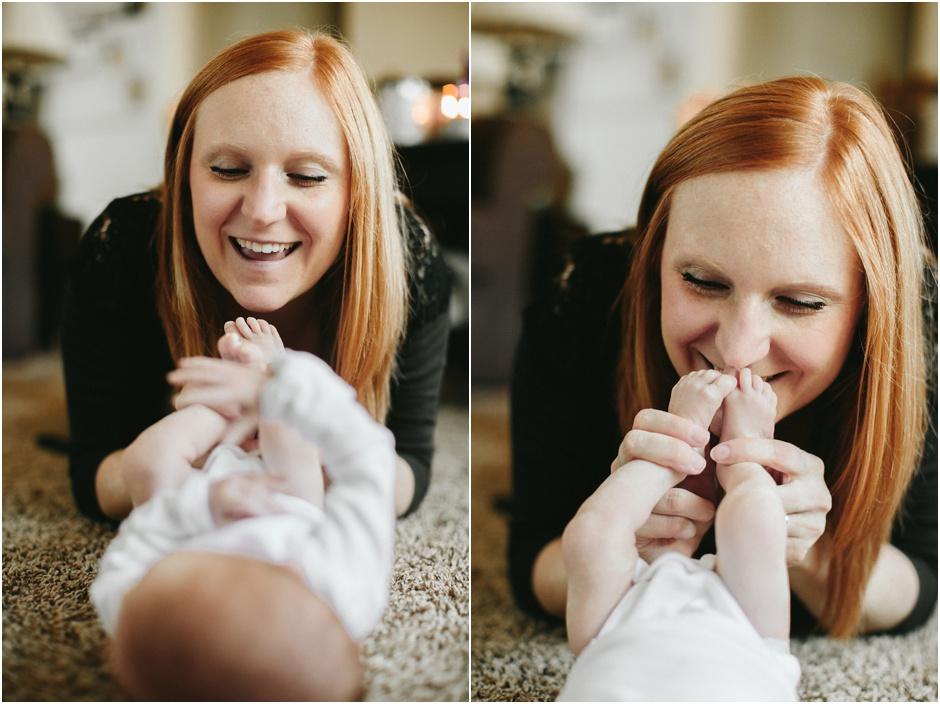Lifestyle Newborn Session | Amore Vita Photography_0033