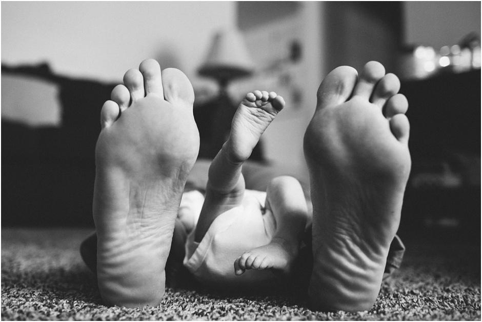 Lifestyle Newborn Session | Amore Vita Photography_0034